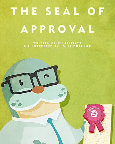 The Seal of Approval - Book Cover